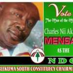 Shatta Wale's Father... Joins NDC Race