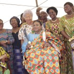 Rebecca Akufo-Addo Enstooled as Development Queen of Great Ningo (Pictures)