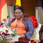 FIRST LADY ATTENDS OAFLA MEETING
