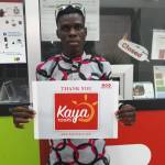 Kaya Tours Ghana Jets Cab Driver to Sao Tome & Principe Free of Charge | Courtesy Tap Portugal Airli...