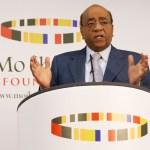 Mo Ibrahim Foundation welcomes Mugabe's resignation