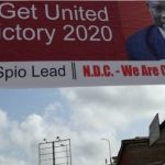 Spio Garbrah's posters sparks outrage at NDC unity walk
