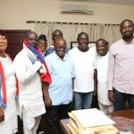 Akufo-Addo takes wife, children, grandchildren on one week vacation to UK