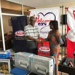Melcom Donates To Media (Pictures +Video)