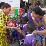 Christmas comes early for Osu & Fafraha Children's Homes As Lordina Mahama shows Them Love  (Pic...