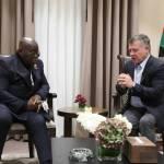 Akufo-Addo Meets King Of Jordan Over Terrorism