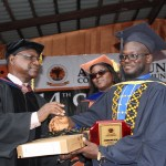AUCC holds graduation with Stephen Dela Attuh Winning best student strategic communication