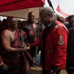 Former President Mahama mourns Boampong, Alhaji Hearts