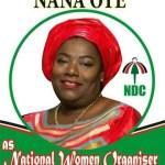 Nana Oye Lithur to contest for NDC National Women Organiser position