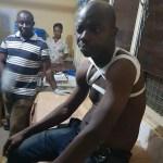 Minister's Thugs Beat Abronye DC
