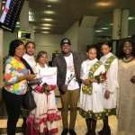 Abeiku Santana's Kaya Tours Participates in Ethiopian Epiphany-Timket Festival