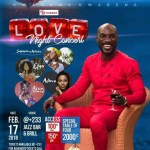 Kwabena Kwabena To 'Romance' Accra With 'Vitamilk Love Night' Concert