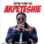Captain Planet Ready With Another Hit Song Titled ''Akpeteshi''