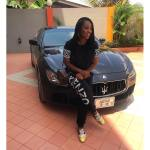 Jackie Appiah is a woman of class and no doubt a lover of cars