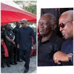 John Mahama mourns Late Mathematician Prof Allottey (Pictures)