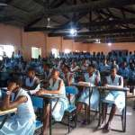 HON AYARIGA SPONSORS EXTRA-TUITION FOR 2,579 SHS STUDENTS IN BAWKU