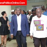 Bawumia thanks Ghanaians as he resumes work today