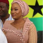 Samira Bawumia slays again at 61st Independence Day parade