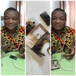 My Samsung Galaxy S5 phone burnt after I received a call - Hassan Ayariga (Video)