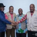 John Mahama leads Commonwealth observers for Zimbabwe elections