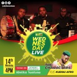 Okay fm starts 'Wednesday live' with Abeiku Santana