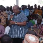 John Mahama shocked after watching Anas' video