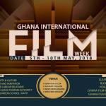Ghana International Film Week postponed to June