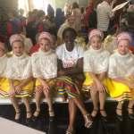 Abeiku Santana's Kaya Tour flies two kids to Turkey for International Children's Festival