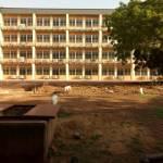 Progress of work on Tamale Teaching Hospital Project (Phase 2)