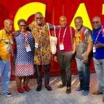 Abeiku Santana's highlight on Africa's Travel Indaba 2018 in South Africa