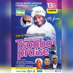 Cecilia Marfo to Hold Hallelujah Tsooboi Praise on July 13th at the National Theater (Video)