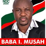 Baba I. Musah picks nomination forms for NDC regional contest