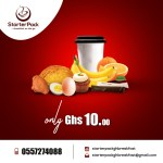 'Starter Pack' introduces special breakfast packs for corporate workers and the general public