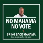 John Mahama has an unfinished business - Eric Opoku