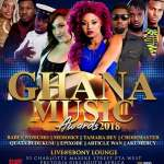 All set for Ghana Music Awards South Africa