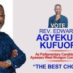 Kufuor's son pulls out of NPP Ayawaso West Wuogon primaries