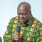 NPP may have given NAM1 diplomatic passport, not me – John Mahama