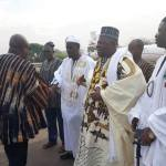 WHY MAHAMA WAS ENSKINED ZOO MALGU NAA (CHIEF OF RECONCILIATION) BY THE REGENT AND PEOPLE OF DAGBON