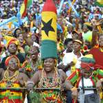 Ghana at 62…from 6million to 30million people