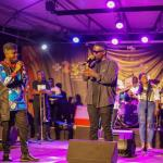 Fuse ODG Successfully Launches 'New Africa Nation' Album Yesterday (Video+ Pictures)