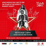 VGMA eXperience Concert Live On DStv & GOtv