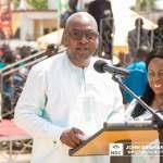 I had no intention of hanging on to power - John Mahama clarifies
