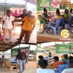 Ketu South nurse organizes free health screening for the people of Ketu South, Volta Region