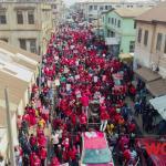Yenpini' demo against voters' register hits Kumasi today