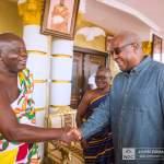 Ahafo chiefs condemn stoppage of cocoa roads