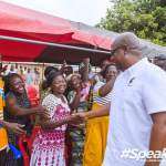 I AM NOT A FAN OF JOHN MAHAMA, BUT HE DESERVES COMMENDATION FOR HIS SUPPORT FOR THE COVID-19 FIGHT -...