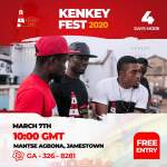 5th edition Kenkey Festival comes live at Mantse Agboena on 7th March