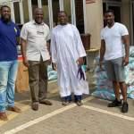 Ibrahim Mahama Donates to Over 10,000 Households