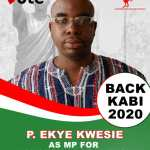 Voter Register: Jomoro CPP candidate accuses NPP for trying to disqualify him