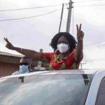John Mahama started Free SHS – Jane Opoku Agyemang
